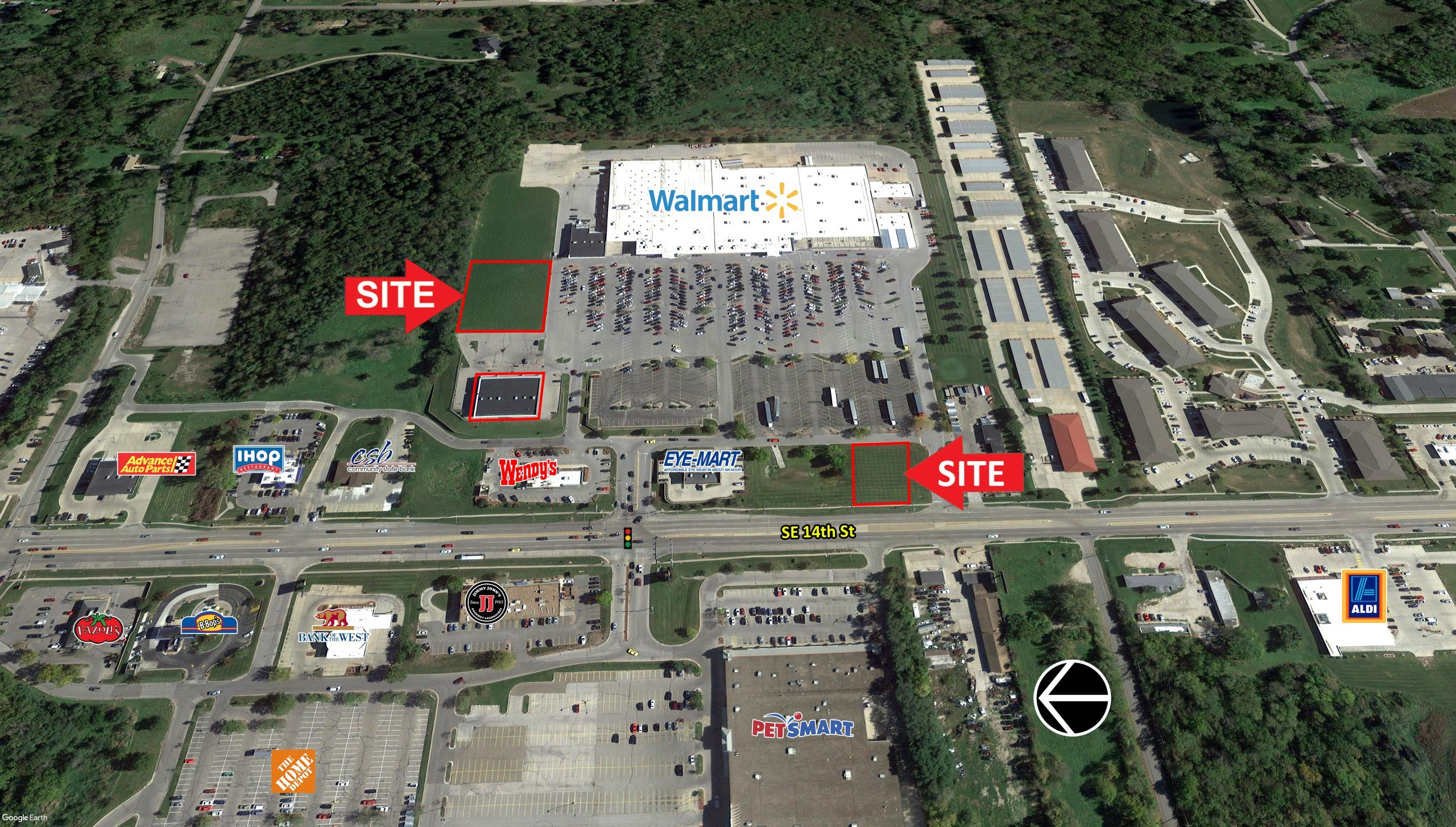 Southeast Plaza Ground Lease
